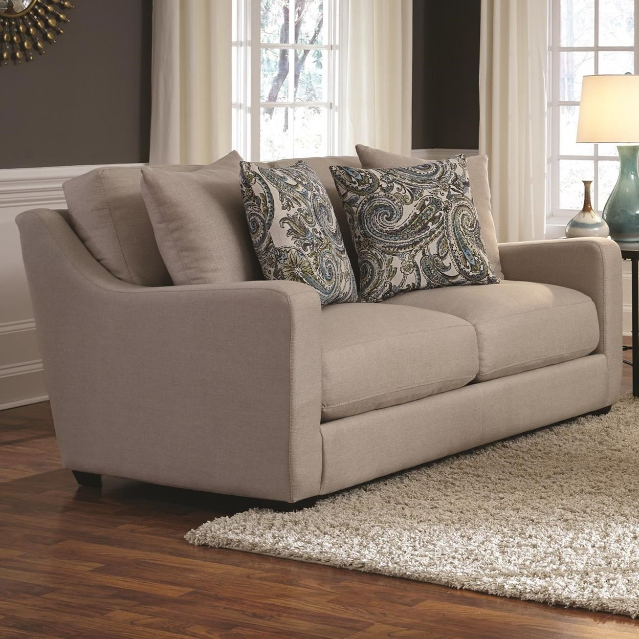 Loveseat 885 By Franklin Wilcox Furniture Love Seats Corpus Christi Kingsville Calallen