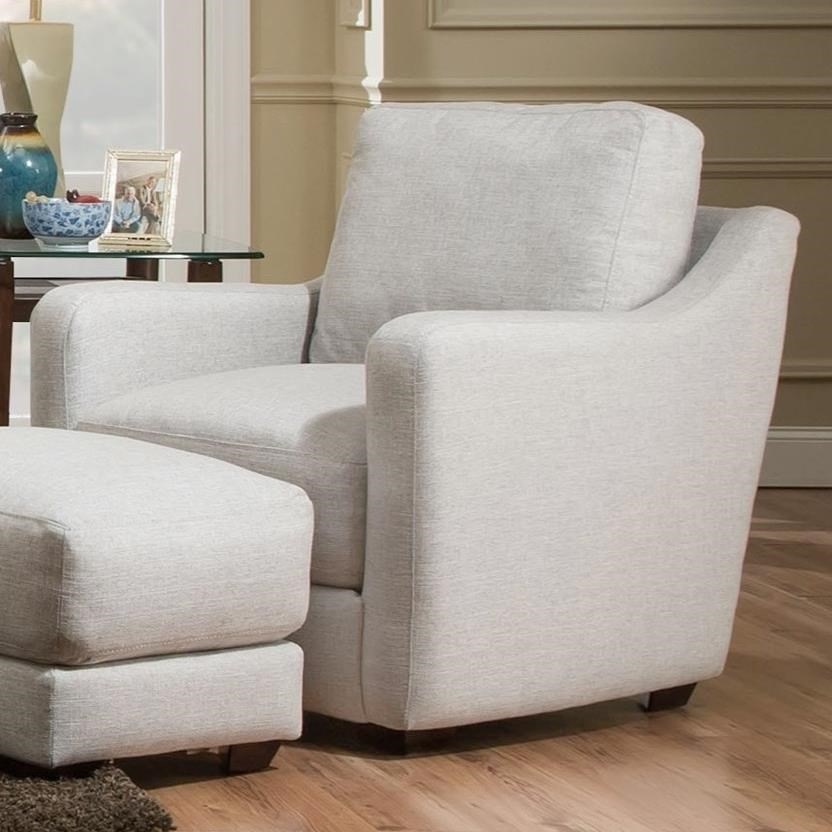 885 Chair by Franklin at Wilcox Furniture
