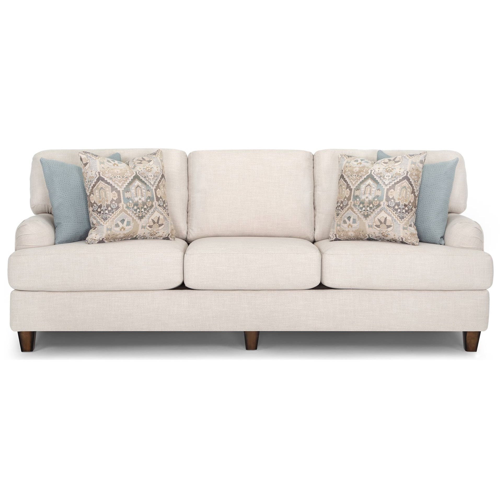 886 Sofa by Franklin at Wilcox Furniture