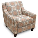 Franklin Brianna Accent Chair - Item Number: 2174-3640-53