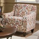 Franklin Carmel Accent Chair - Item Number: 2174