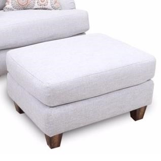 Brianna Ottoman by Franklin at Furniture Superstore - Rochester, MN