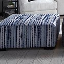Franklin 903 Square Ottoman - Item Number: 75018-3900-09