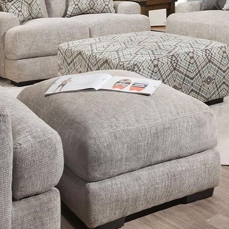 903 Ottoman by Franklin at Furniture Superstore - Rochester, MN