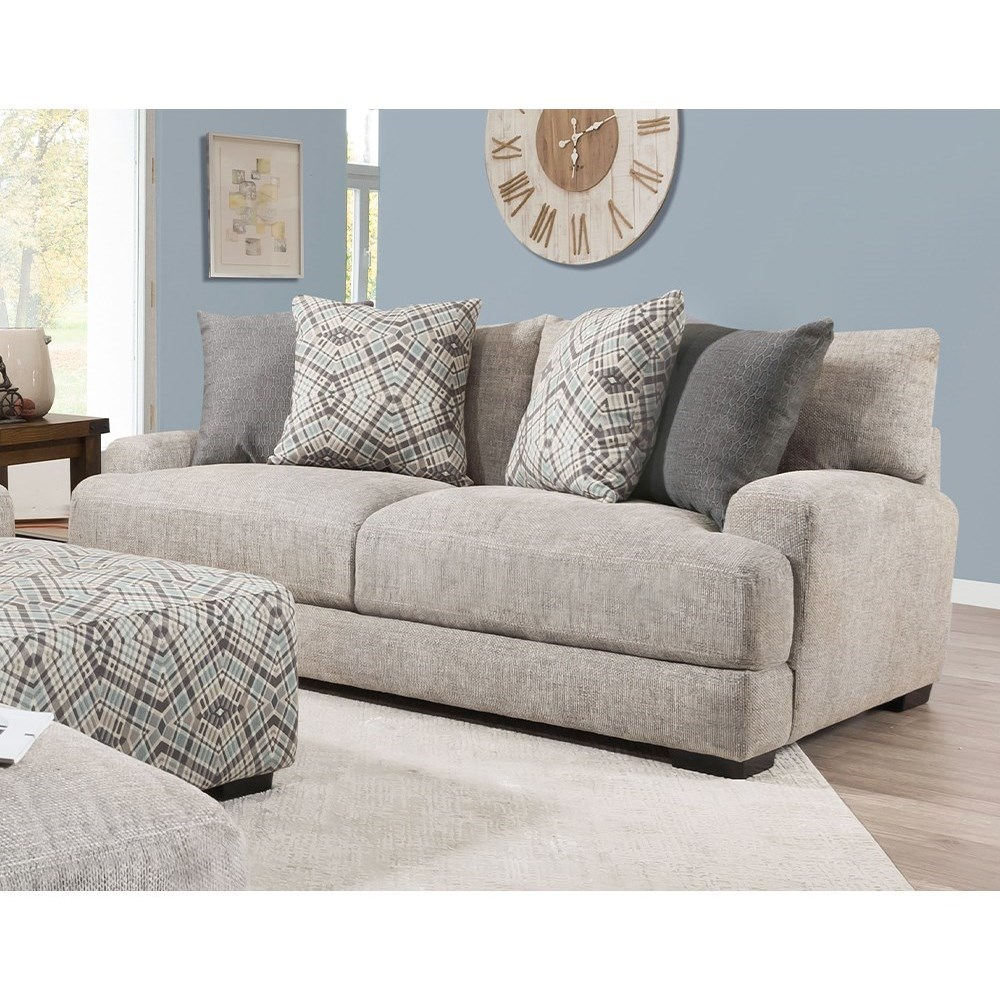903 Sofa by Franklin at Virginia Furniture Market