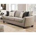 Franklin 910 Sofa - Item Number: 91040-3510-05