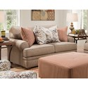 Franklin 915 Loveseat - Item Number: 91520-3912-23
