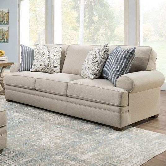 Anniston Sofa at Bennett's Furniture and Mattresses
