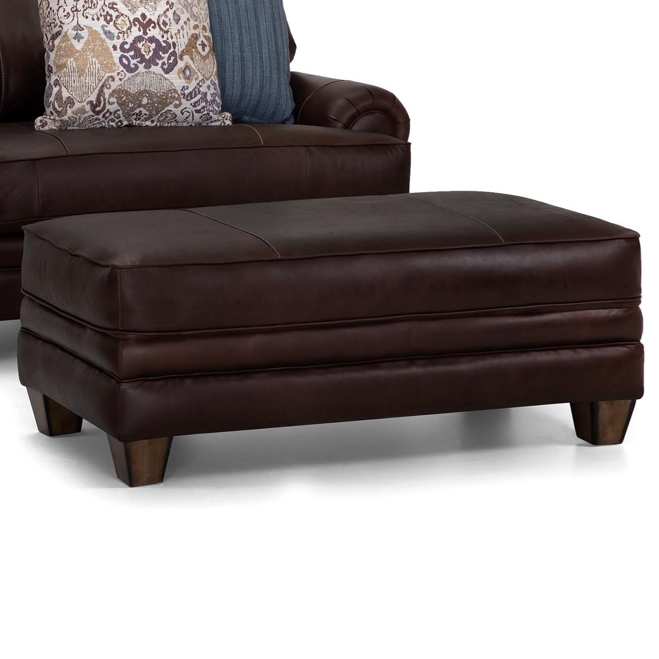 957 Ottoman by Franklin at Wilcox Furniture
