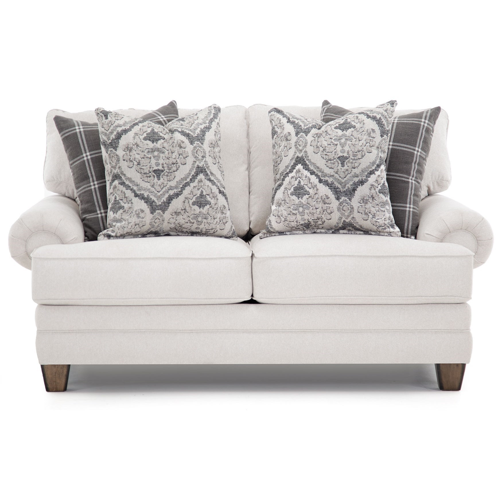 957 Loveseat by Franklin at Wilcox Furniture