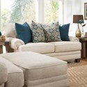 Franklin 957 Loveseat - Item Number: 95720-3926-08