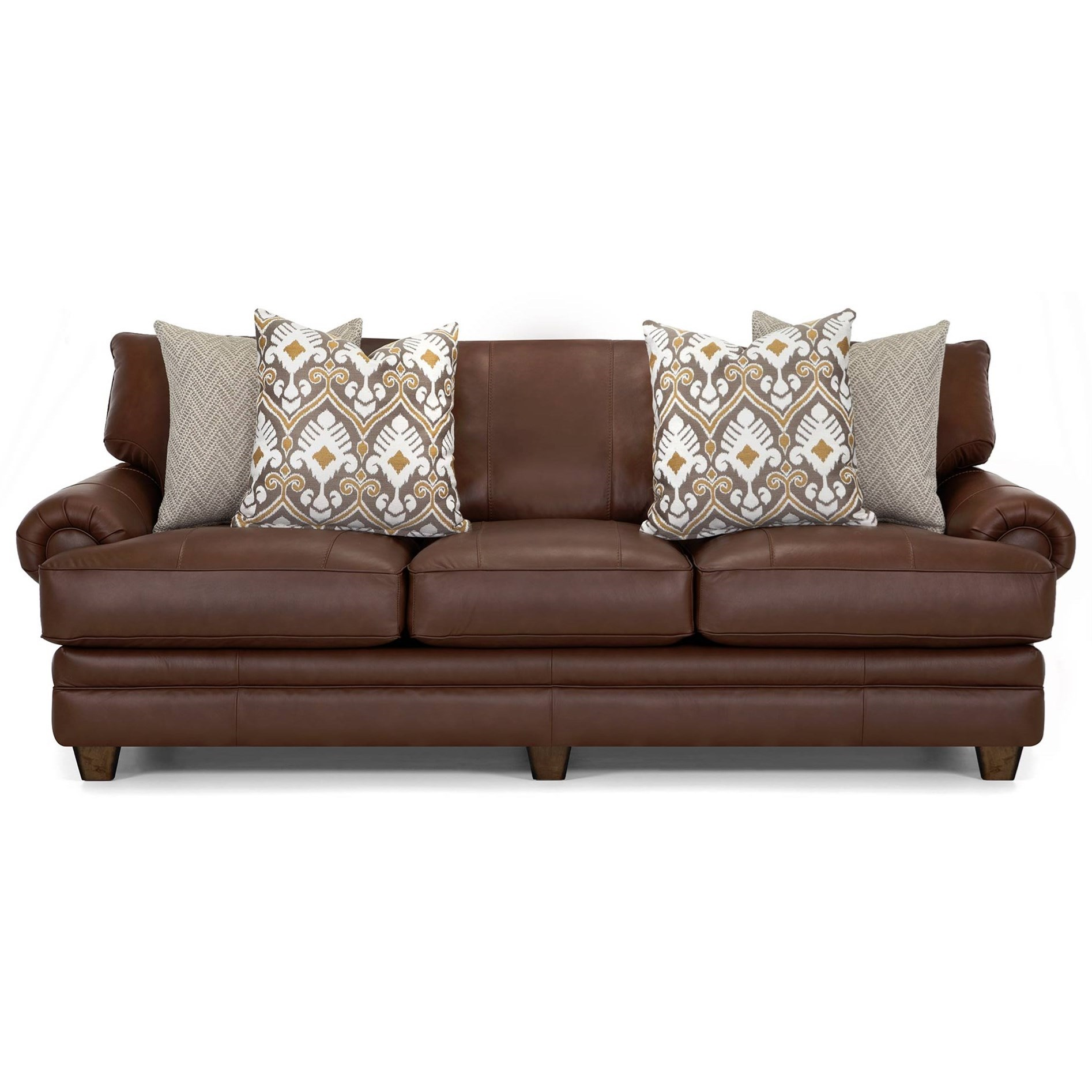 957 Sofa by Franklin at Wilcox Furniture
