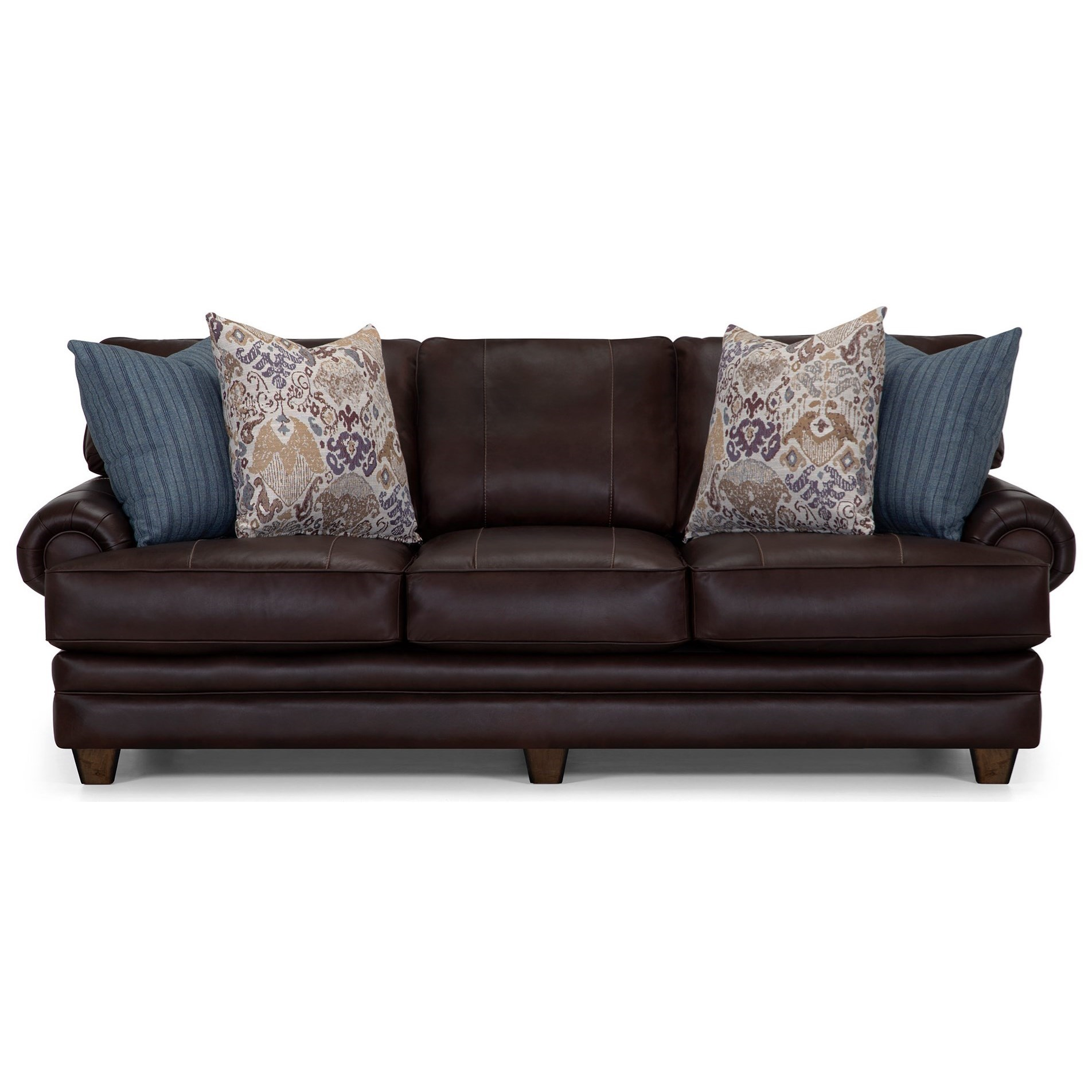 957 Sofa by Franklin at Virginia Furniture Market