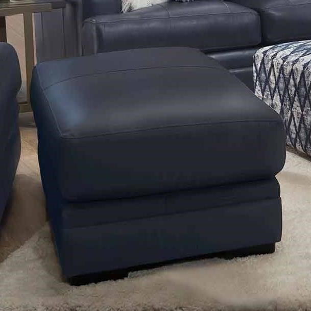 973 Ottoman by Franklin at Wilcox Furniture