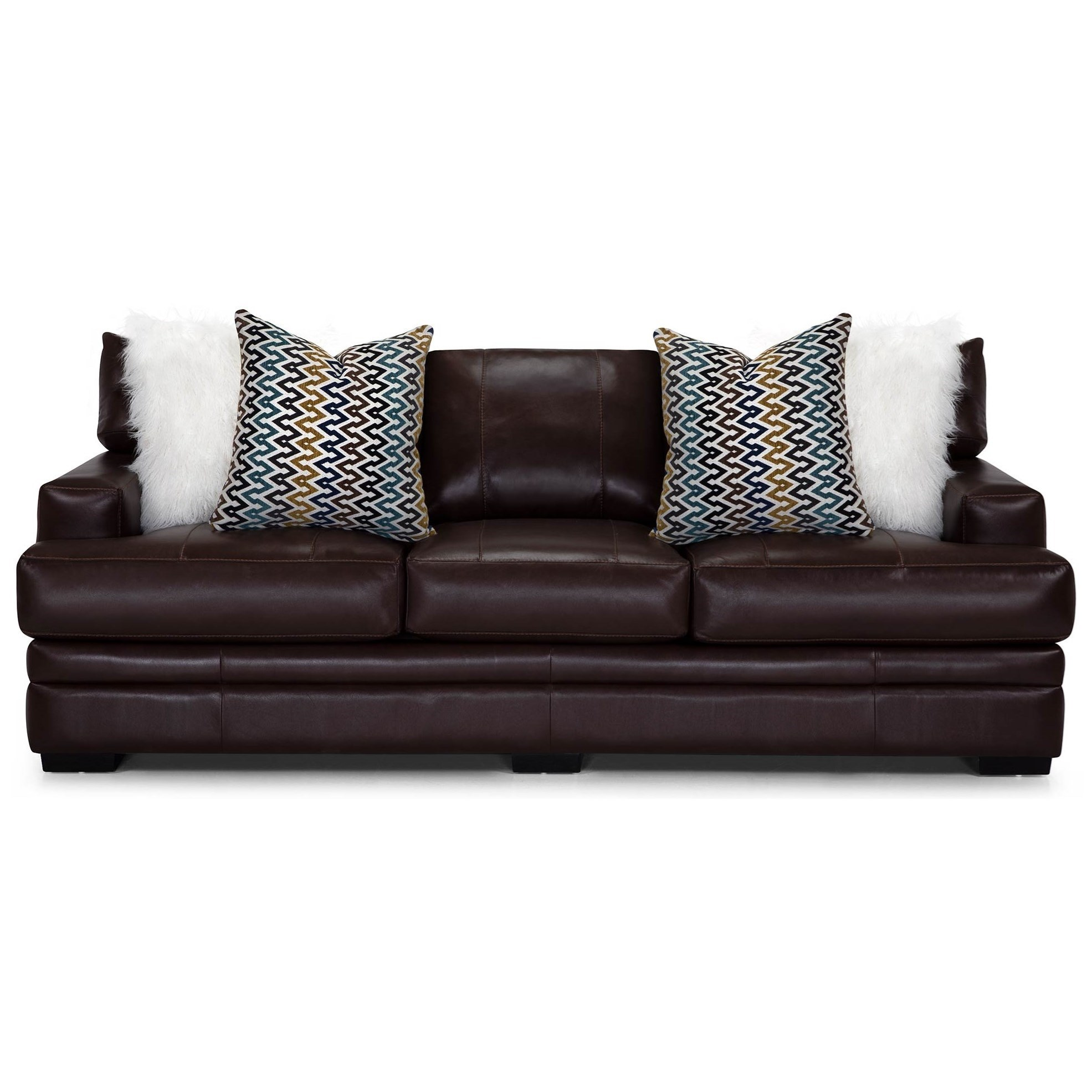 973 Sofa by Franklin at Wilcox Furniture