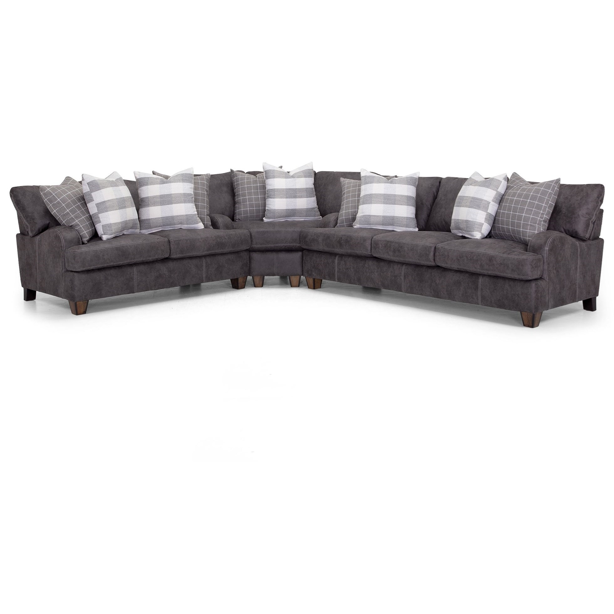 993 Sectional by Franklin at Wilcox Furniture