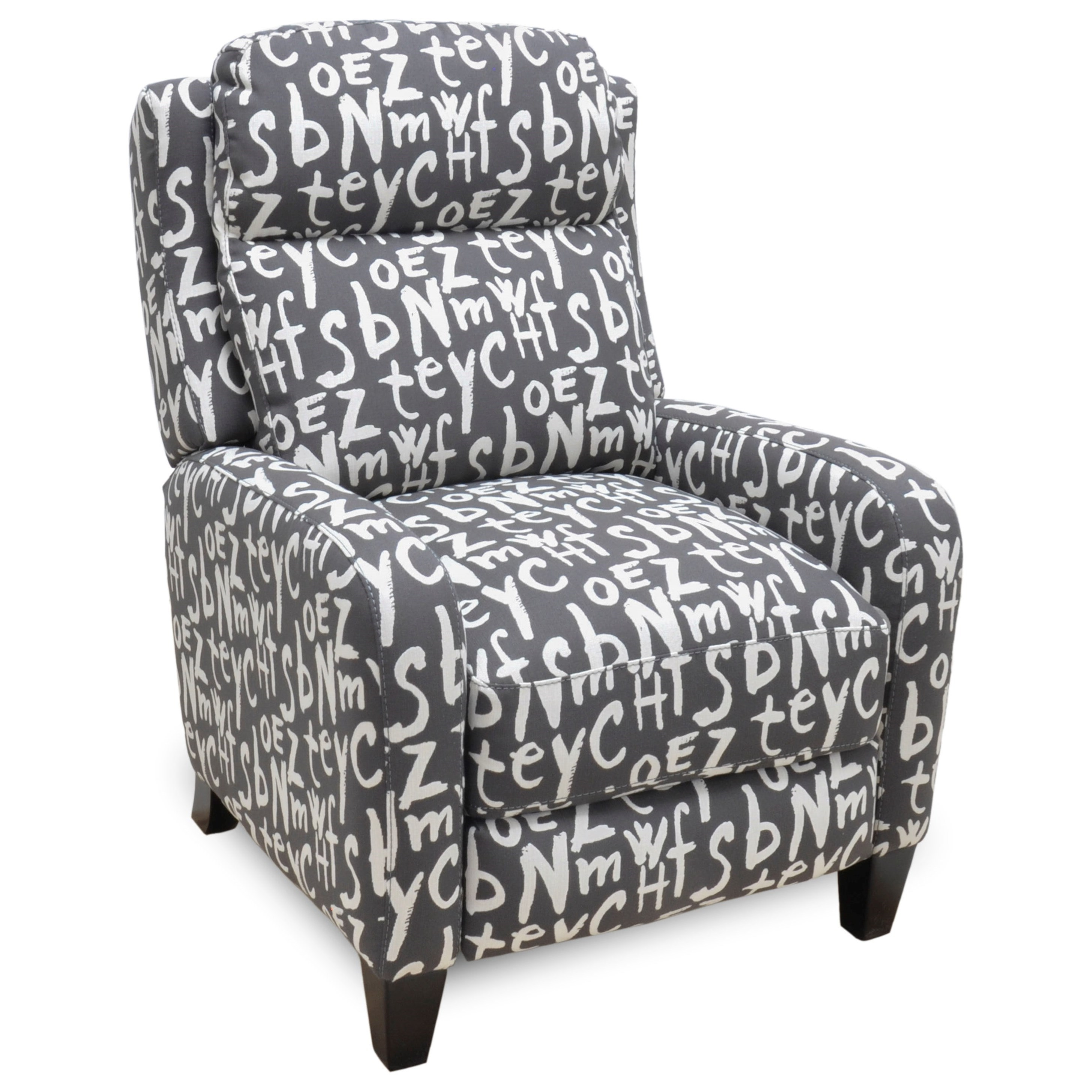 Anne Marie Push Back Recliner by Franklin at Virginia Furniture Market