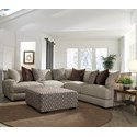 Franklin Arella 2 Piece Sectional - Item Number: 81859+04+60-3787-06