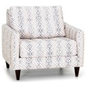 Franklin Argentine 838 Accent Chair - Item Number: 2176 3777-45