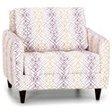 Franklin Argentine 838 Accent Chair - Item Number: 2176 3777-85