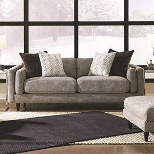 Franklin Argentine 838 Two Seat Sofa