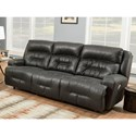 Franklin Armstrong Power Reclining Sofa with Power Headrests - Item Number: 71145-1742-02