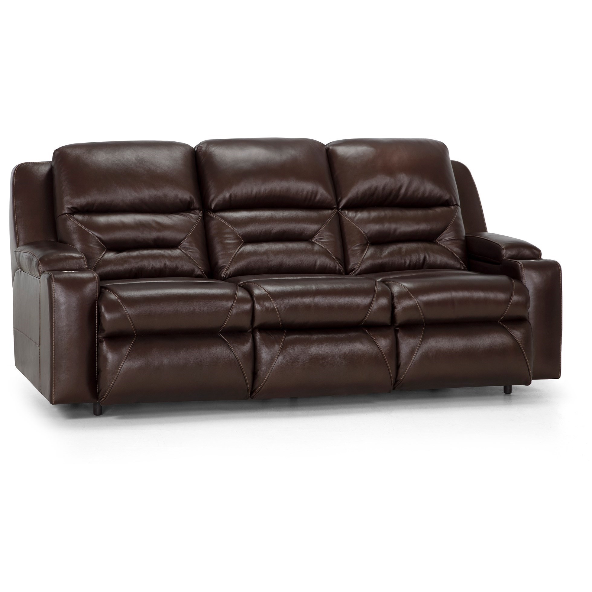 Beacon Power Reclining Sofa by Franklin at Virginia Furniture Market