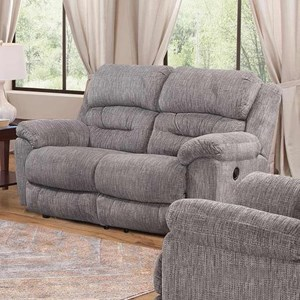 Power Rocking Reclining Loveseat