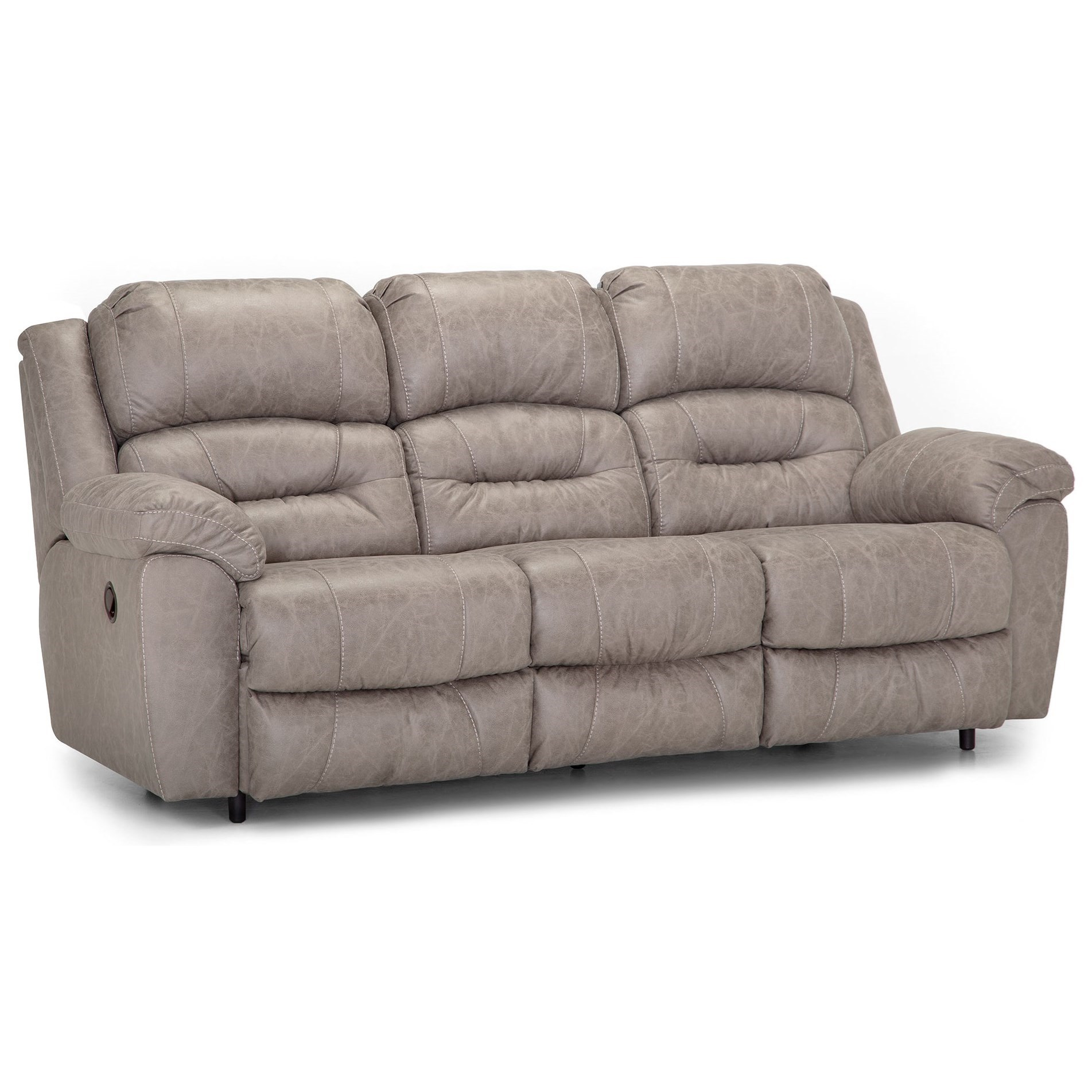 Bellamy Power Reclining Sofa by Franklin at Virginia Furniture Market