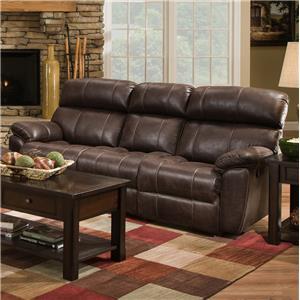 Franklin Butler Double Reclining Sofa