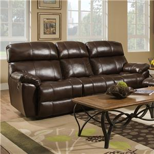 Franklin Butler Double Reclining Sofa