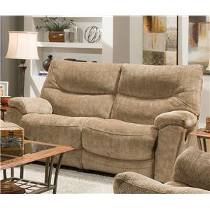 Franklin Calloway Power Reclining Loveseat