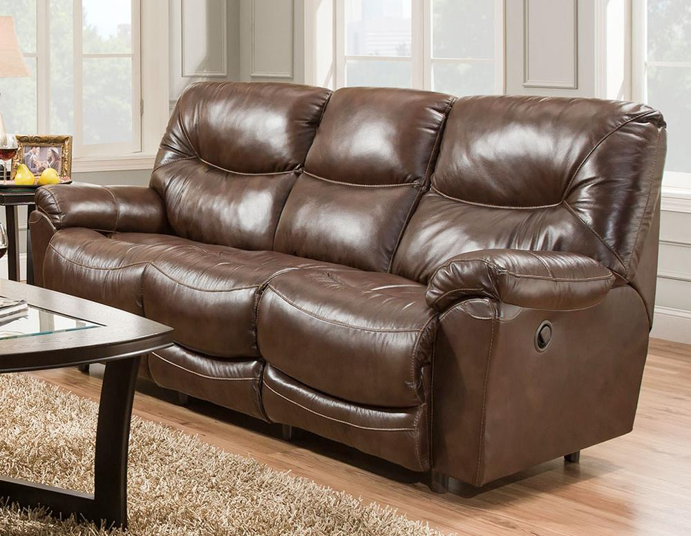 Reclining Sofa With Comfortable Quot Wow Seating System
