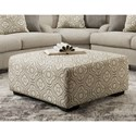 Franklin Cambria Ottoman - Item Number: 75018-3927-25