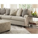 Franklin Cambria Loveseat - Item Number: 99220-3927-25