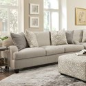Franklin Cambria Sofa - Item Number: 99240-3927-25