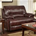 Franklin Caswell Chair and a Half Recliner with Casual Style - 45089 LM