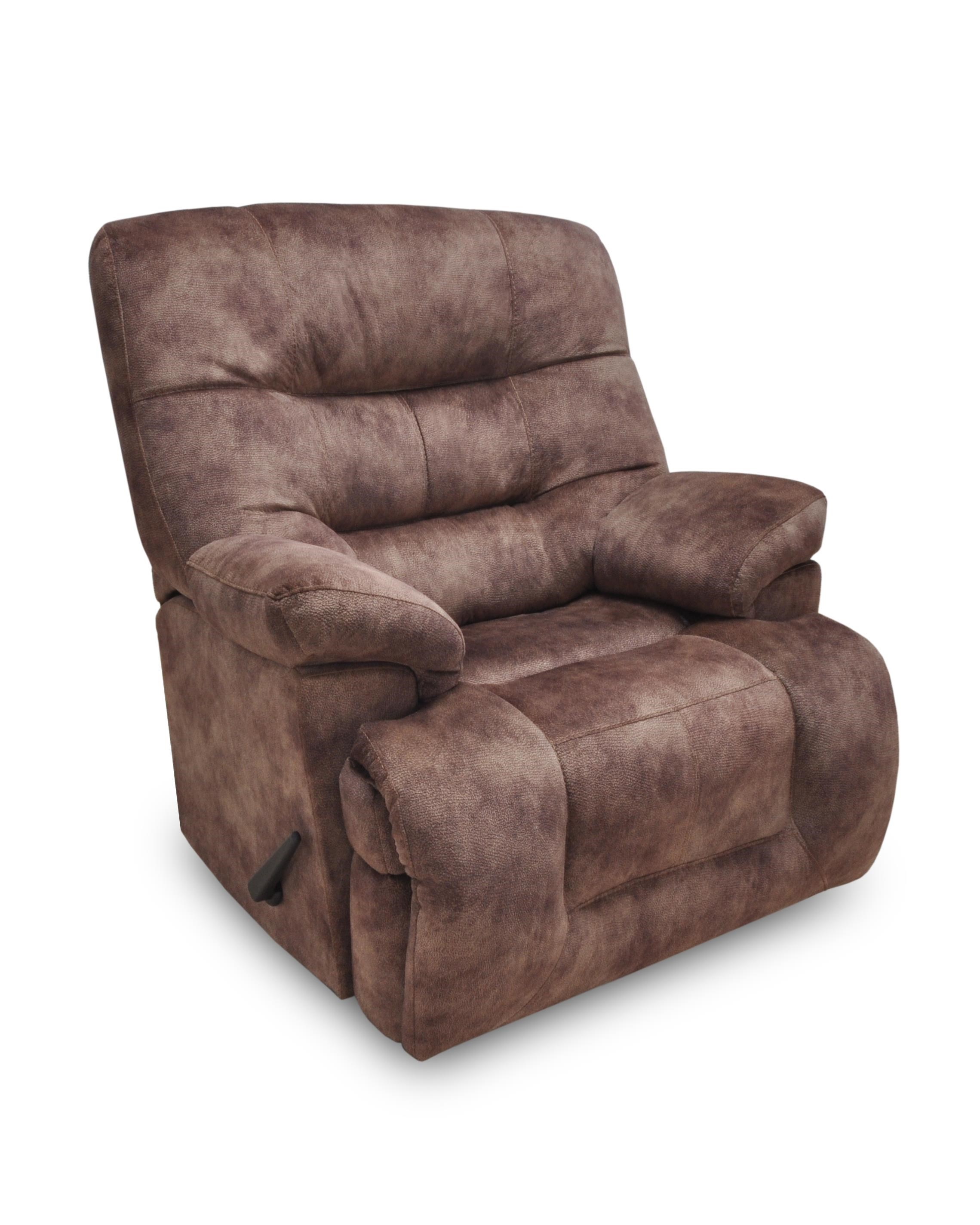 franklin recliners boss bark rocker recliner