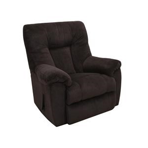 Franklin Recliners Conway Handle Rocker Recliner