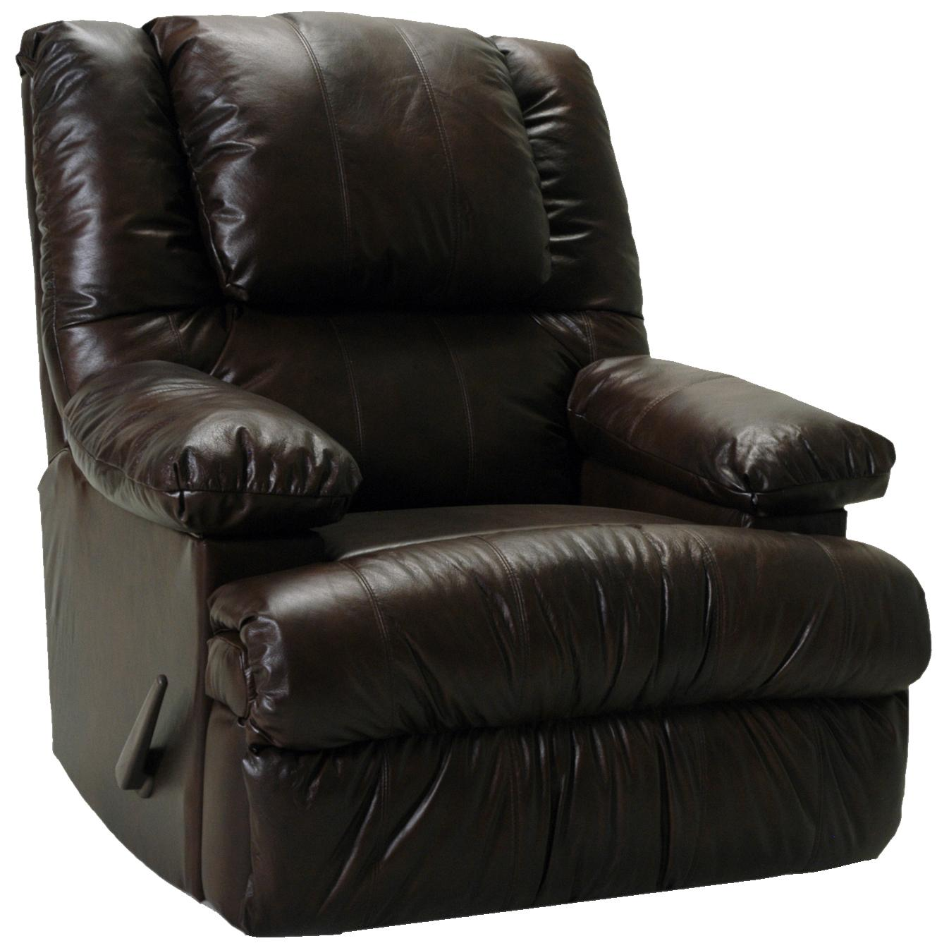 Clayton Power Rocker Recliner  by Franklin at Furniture and ApplianceMart