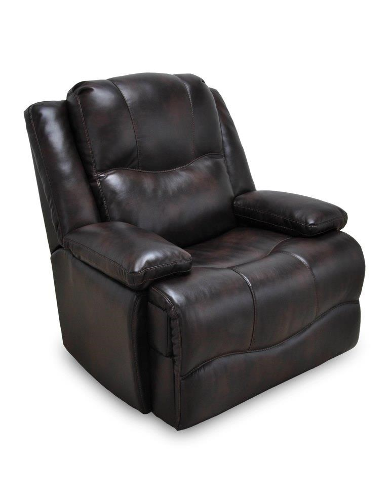 Franklin Recliners Revolution Power Lay Flat Rocker Recliner - Item Number: FRAN-7734 7512-13