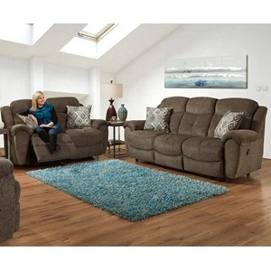 Eclipse Reclining Living Room Group by Franklin