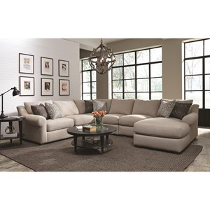 Franklin Elli Five Seat Sectional