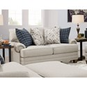 Franklin Fletcher Loveseat - Item Number: 91620-3905-07
