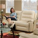 Franklin Freedom Two Seat Rocking Reclining Loveseat - 477-23-LM68-29