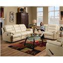 Franklin Freedom Three Seat Reclining Sofa - 477-42-LM68-29