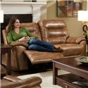 Franklin Freedom  Two Seat Rocking Reclining Loveseat - 47723