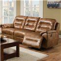 Franklin Freedom  Three Seat Reclining Sofa - 47742