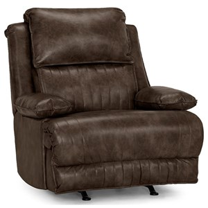 Power Rocker Recliner with Power Headrest