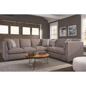 Franklin Greystone Sectional Sofa